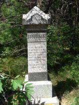 stone marker