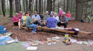 ppppicnic sculpture park food