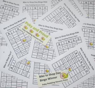 bingo cards prizes