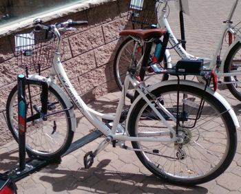 bike share zagster abq bike