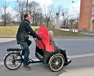 ole pedicab cph pic
