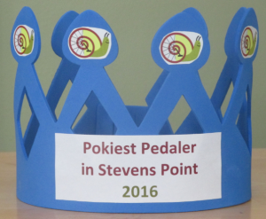 pokiest pedaler crown